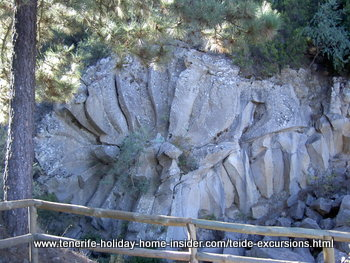 Stone Rose Tenerife geological miracle