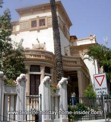 Tenerife dental clinic mansion Santa Cruz