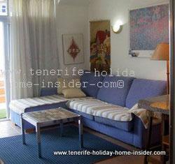 Tenerife holiday apartment Explanada Romantica 1 by Puerto de la Cruz