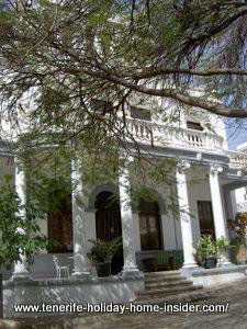 Tenerife house mansion colonial Rambla Santa Cruz