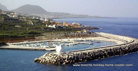Tenerife Marina for yachts and other vessels