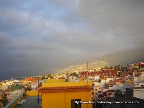 Tenerife Punta del Sol meaning North Tenerife Sun point cape