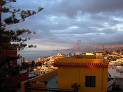 Tenerife Spring weather at La Longuera of Realejos by Puerto de la Cruz.