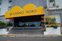 The old Casino Taoro which replaced the Hotel Taoro.