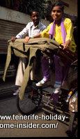 Travel resources of Indian rickshaws