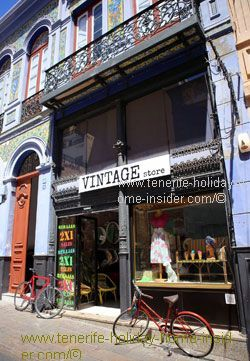 Vintage shop 13 Santa Cruz 80iesfashion
