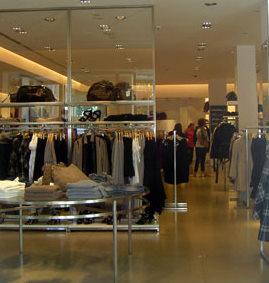 Zara shop Santa Cruz Tenerife capital