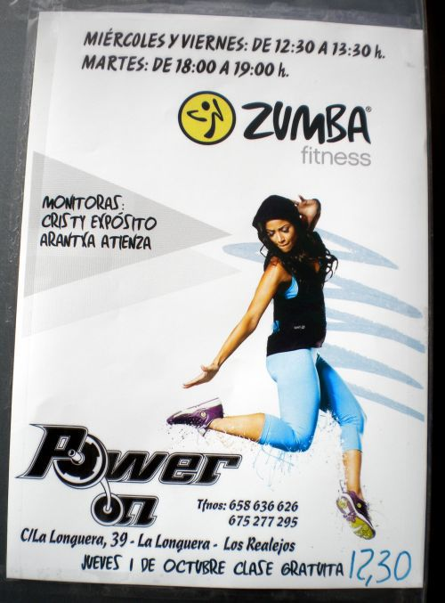 Zumba classes by Gym Power On